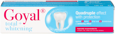 Goyal toothpaste