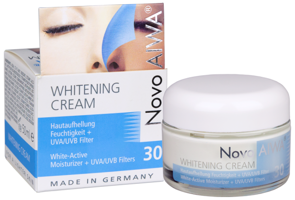 Novo AIWa Whitening cream